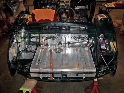 2 Door Charger >> 1963-1967 Austin Healey 3000 Trunk Kit - XAH J8 T